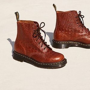 Free People x Dr. Martens Pascal Croc Boot